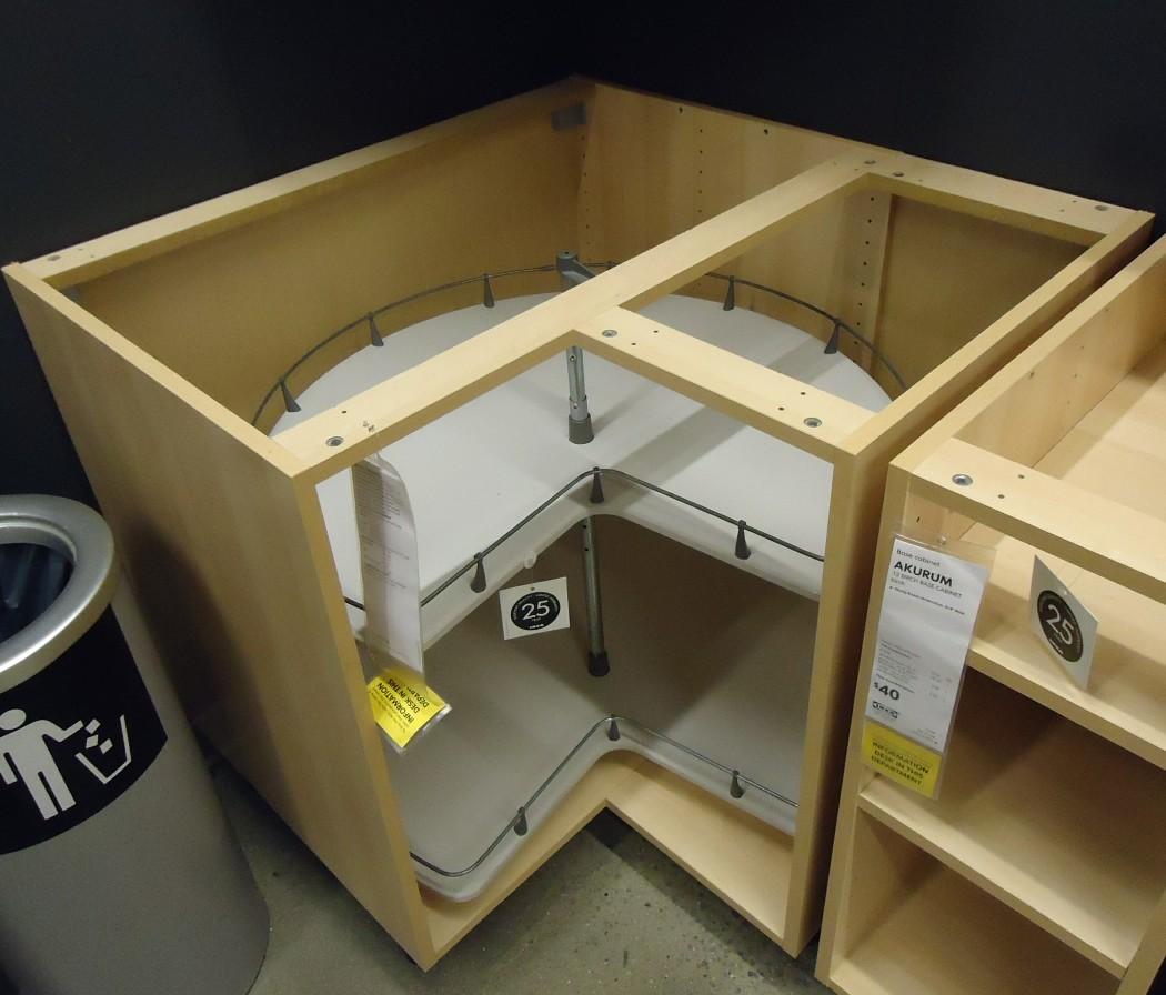 File:Kitchen cabinet corner design showing turntable inside kitchen cabinet dimensions File Kitchen cabinet corner design showing turntable inside