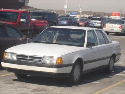 Dodge Monaco (1990) - Wikiwand