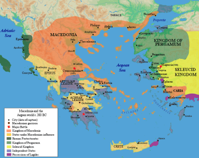 Battle of Cynoscephalae - Wikipedia
