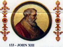Resultado de imagen de Juan XIII papa