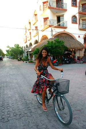 English: Playa del Carmen is at the heart of t...