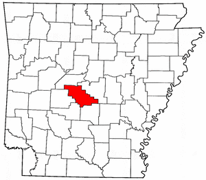Saline County Arkansas