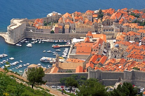 Old Harbour - Old City of Dubrovnik - Croatia- Most surreal places to visit - Part 3