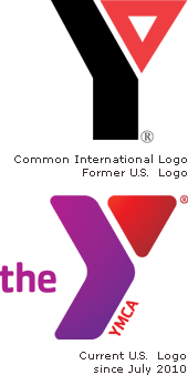English: YMCA logo (international and USA)