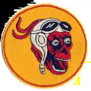 367th Bombardment Squadron (Heavy) emblem