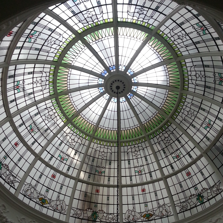 Fullsize Of Glass Dome Decor