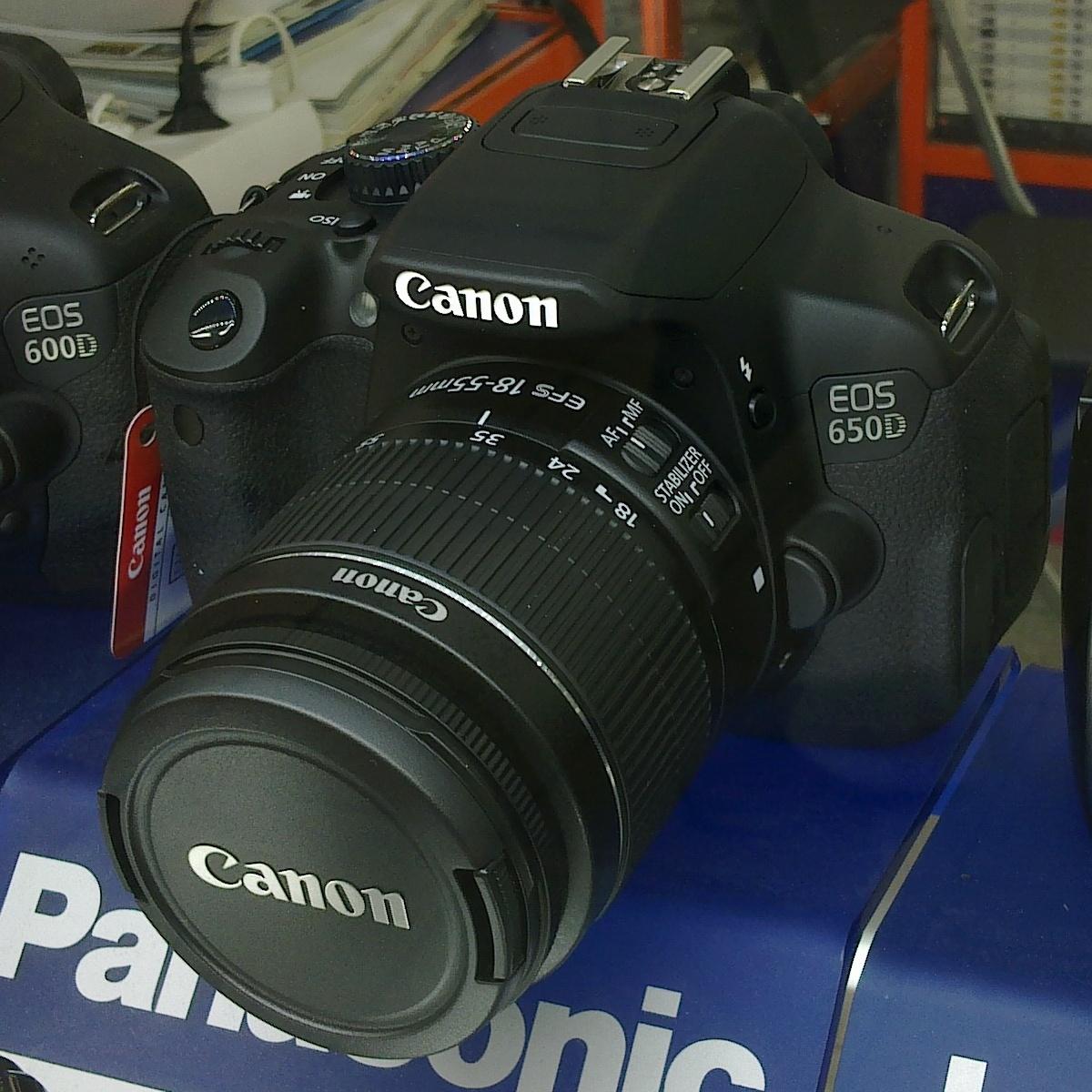 Fullsize Of Canon Eos 650