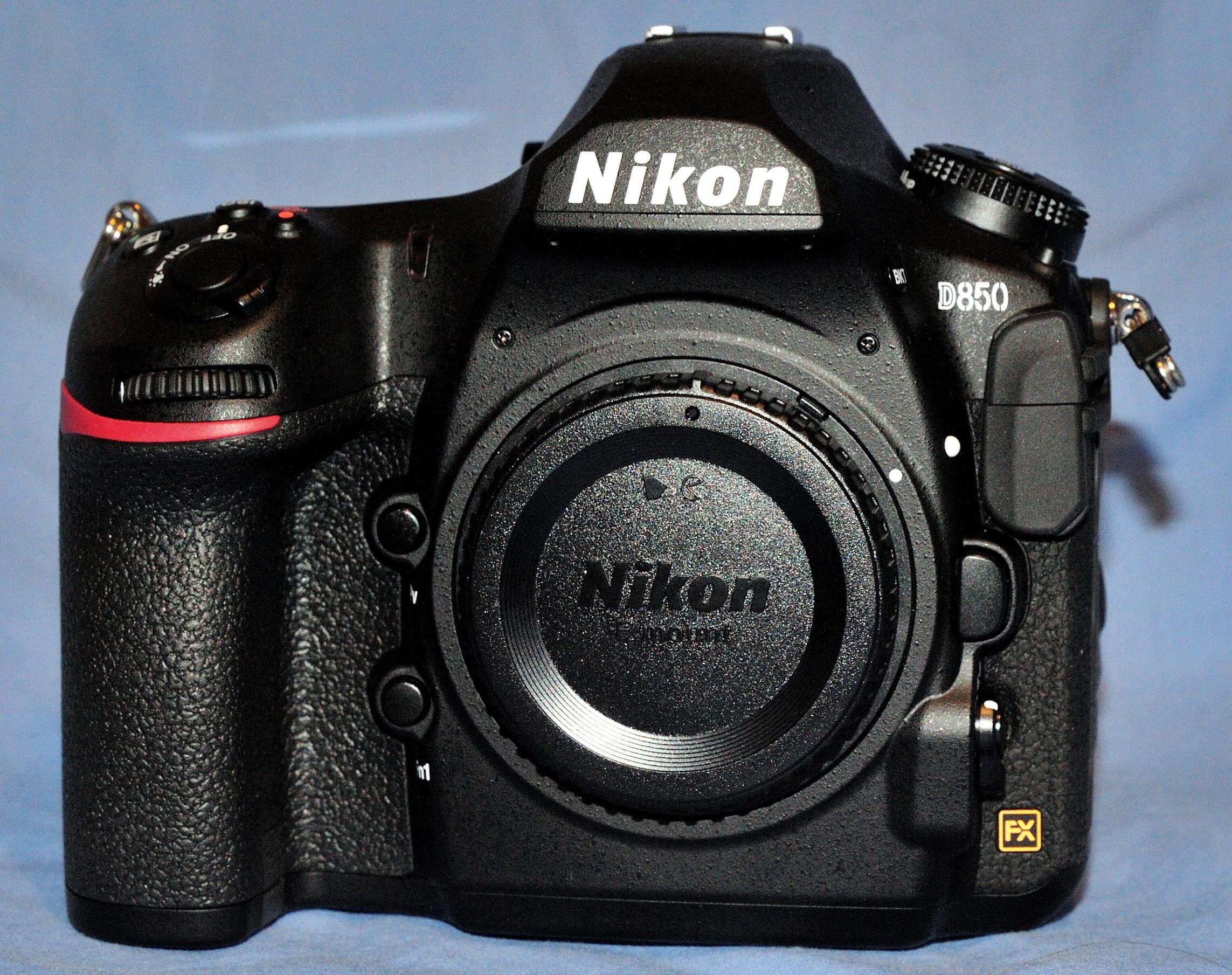Fullsize Of Nikon D850 Availability