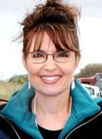 Alaska Governor Sarah Palin on June 2, 2007.