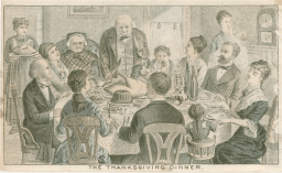 1870 Ridley Thanksgiving NY