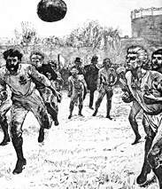 بحث عن لعبة كرة القدم كامل جاهز للطباعة