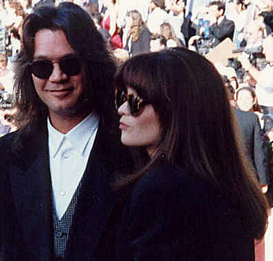 A journal of musical thingsrock and punk couple lifestyles for Who is valerie bertinelli married to