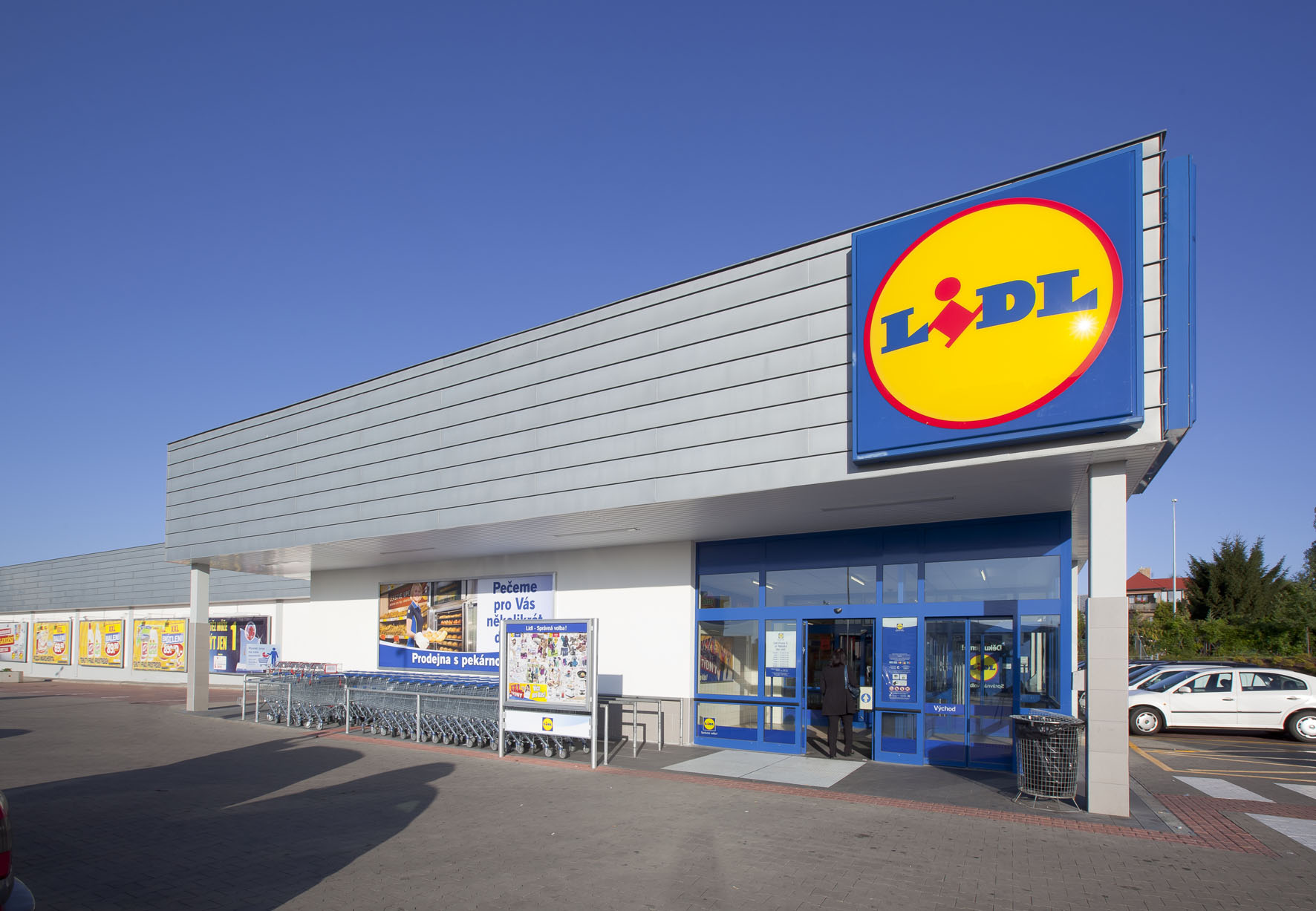 German Grocer Lidl Wants In On Houston s Hot Market LIDL  Wikimedia