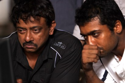 Image of RGV with Surya