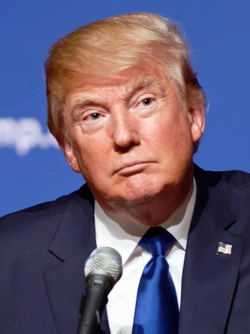 Donald Trump am 19. August 2015 (cropped)
