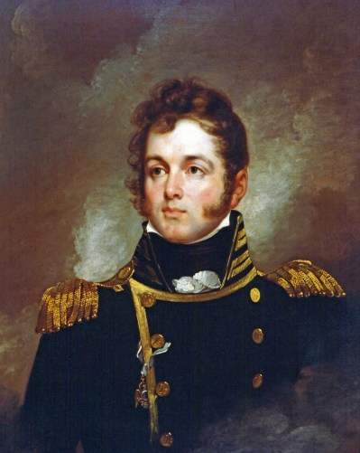 File:Captain Oliver Hazard Perry, Portrait in oils by Edward L. Mooney.jpg - Wikimedia Commons