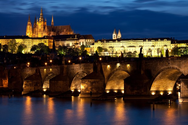 Travel Wishlist: Prague