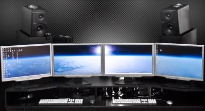 Multi-monitor - Wikipedia
