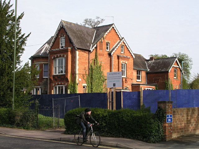 Former art college - geograph.org.uk - 903732