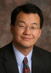 English: staff photo of Lawrence Yun