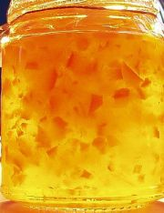 Today I made marmalade......mmm!