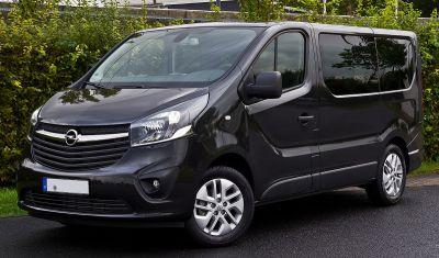 Opel Vivaro — Вікіпедія