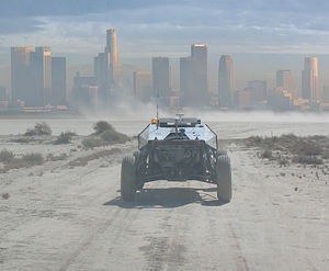 Image of Autonomous Robot From Second Grand Ch...