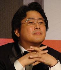 English: Park Chan-wook at the 2009 Cannes Fil...