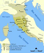 Antigos Reinos da Etrúria