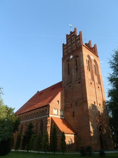 Kościół św. Jakuba Apostoła w Lęborku – Wikipedia, wolna encyklopedia