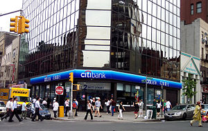 Manhattan Chinatown Citibank branch (New York ...