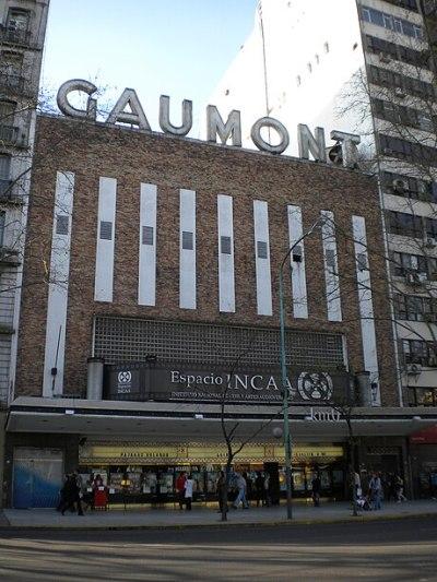 Gaumont Cinema inaugurated in 1912.