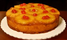 This is your grandma's version of Pineapple Upside Down Cake
