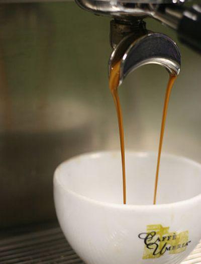 Espresso and milk