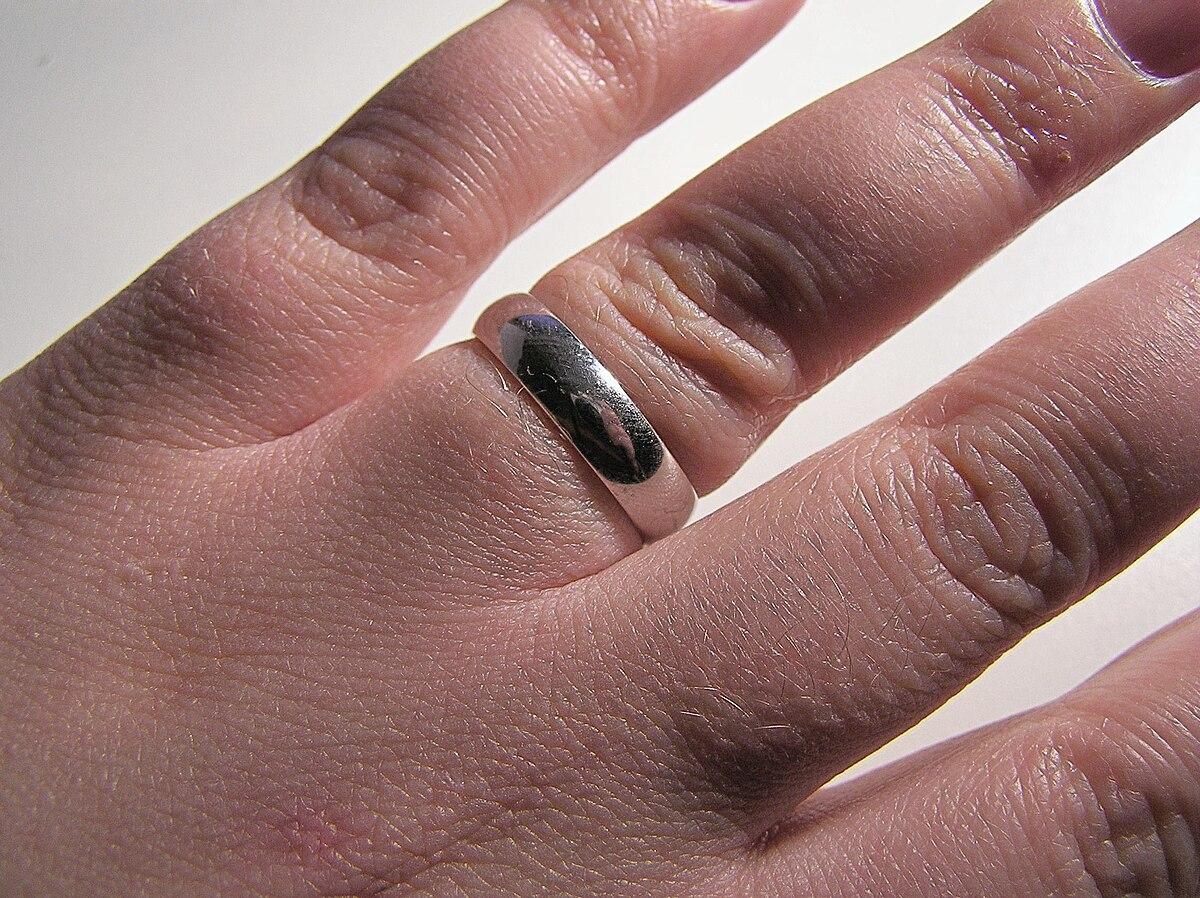 Wedding ring western style wedding rings