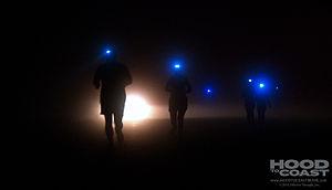 English: HTC night running