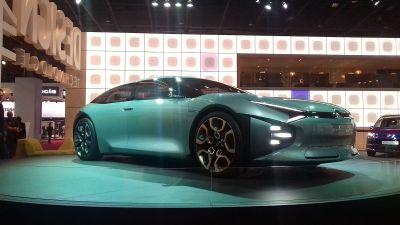 Citroën CXperience — Wikipédia