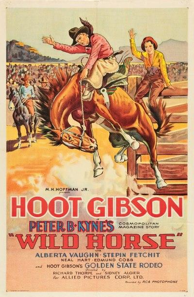 Wild Horse (1931 film) - Wikipedia