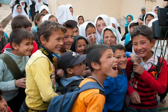 Afghan students at Bamyan-2.jpg
