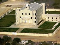 Tempel der FLDS in Eldorado, Texas