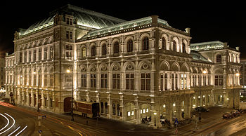Austria, Vienna, Vienna State Opera ???????: ?...