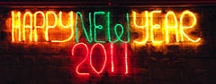 Happy New Year 2011 banner 1