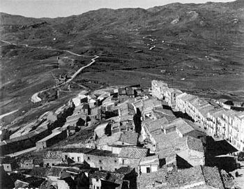Troina, Sicily, location of the Battle of Troi...