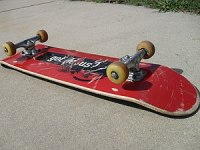 English: Picture of Skateboard origanly posted...