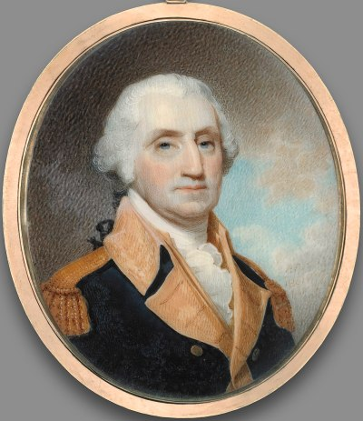 George Washington - Howling Pixel
