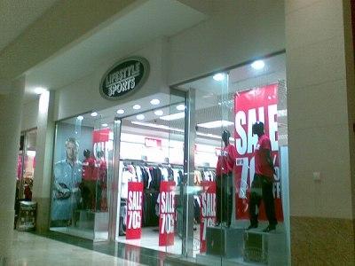 Clothing retailers of Ireland