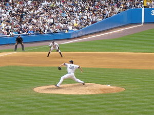 I took this picture of Joba Chamberlain on 8/1...