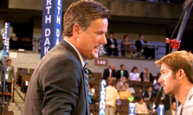 English: Former Congressman and current televi...