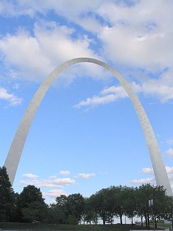 Gateway Arch, St. Louis (MO)