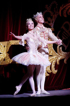 Miyako Yoshida and Steven McRae as the Sugar P...